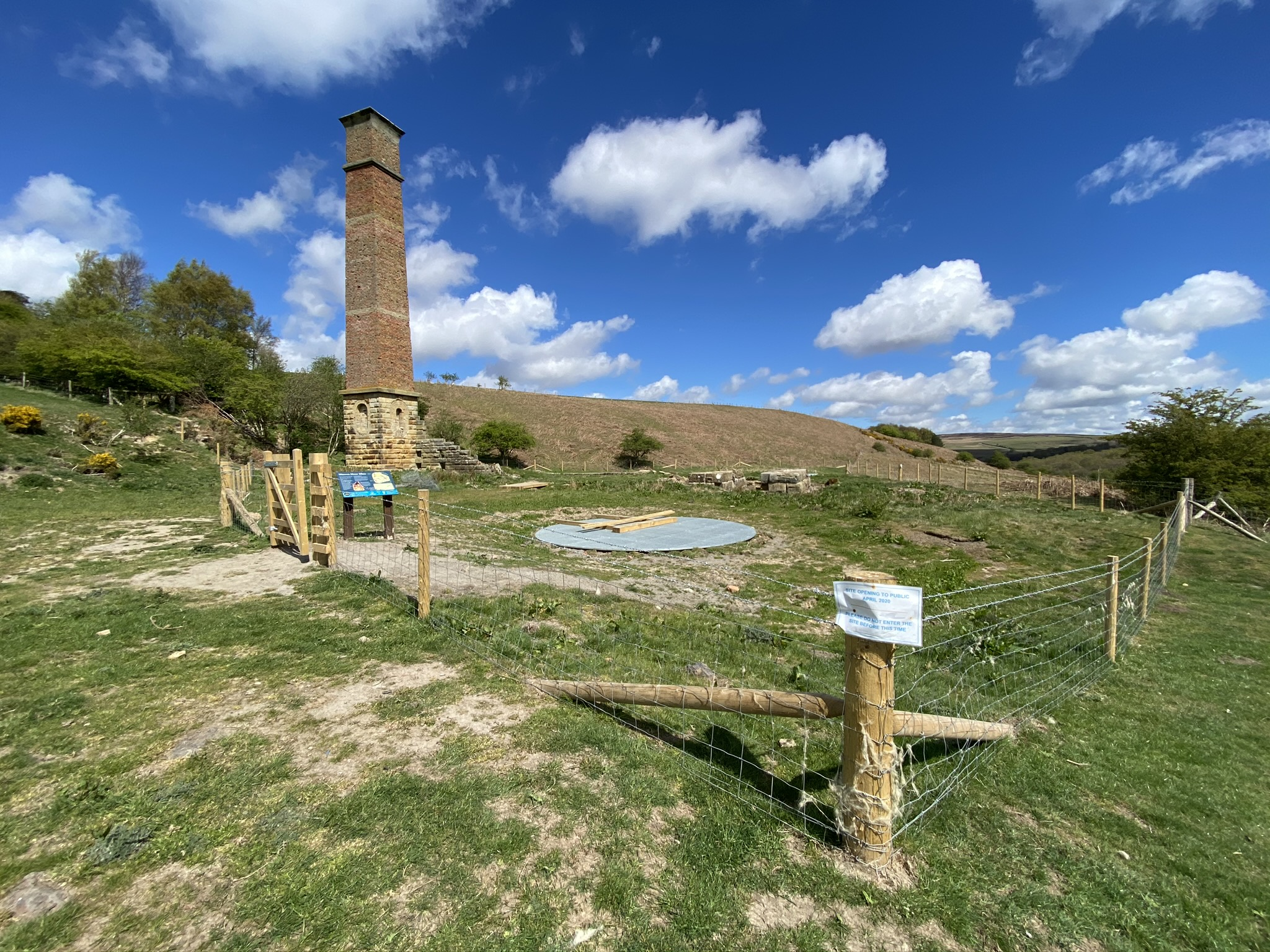 Warren Moor Mine